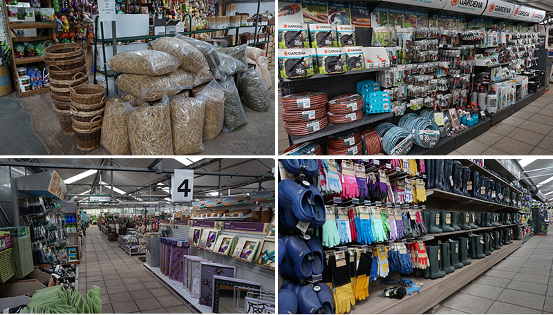 An Extensive Range of Garden Products