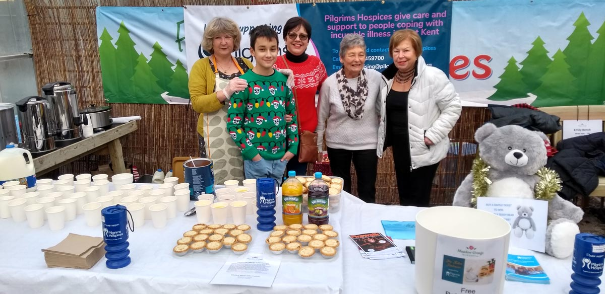 Festive fundraiser at Meadow Grange Nursery